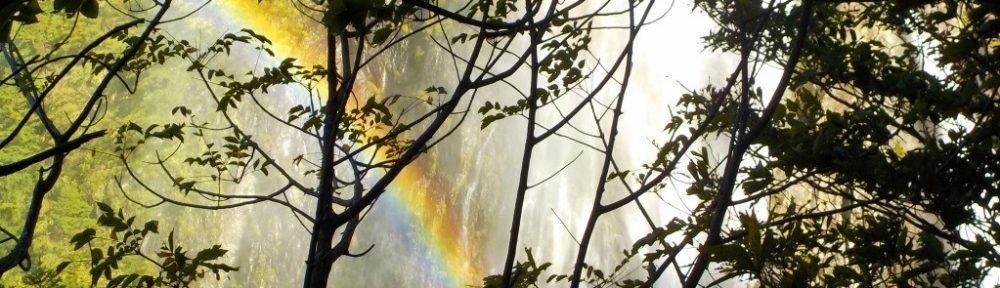 滝、沢〜水の秘境〜